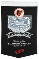 Baltimore Orioles Stadium Banner