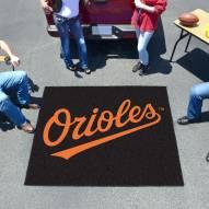Baltimore Orioles Tailgate Mat