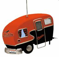 Baltimore Orioles Team Camper Ornament