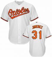 Baltimore Orioles Ubaldo Jimenez Replica Home Baseball Jersey