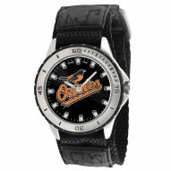 Baltimore Orioles Veteran Velcro Mens Watch