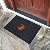 Baltimore Orioles Vinyl Door Mat