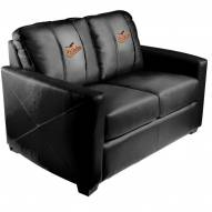 Baltimore Orioles XZipit Silver Loveseat