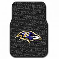Baltimore Ravens Car Floor Mats
