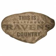 Baltimore Ravens Country Garden Stone