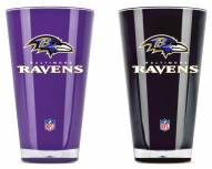 Baltimore Ravens Home & Away Tumbler Set
