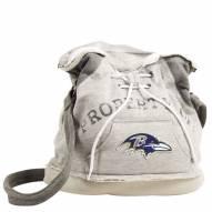 Baltimore Ravens Hoodie Duffle