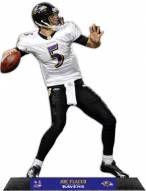 Baltimore Ravens Joe Flacco Standz Photo Sculpture