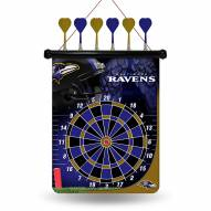 Baltimore Ravens Magnetic Dart Board