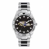 Baltimore Ravens Men's Heavy Hitter Watch