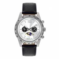 Baltimore Ravens Men's Letterman Watch