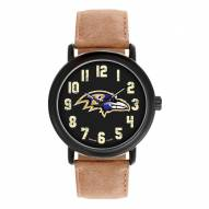 Baltimore Ravens Men's Throwback Watch