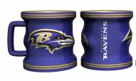 Baltimore Ravens Mini Mug Shot Glass