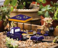 Baltimore Ravens Mini Tailgate Garden Set