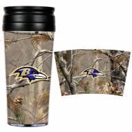 Baltimore Ravens NFL RealTree Camo Coffee Mug Tumbler