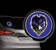 Baltimore Ravens Light Up Power Decal