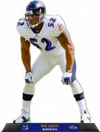 Baltimore Ravens Ray Lewis Standz Photo Sculpture