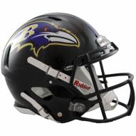 Baltimore Ravens Riddell Speed Full Size Authentic Football Helmet