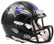 Baltimore Ravens Riddell Speed Mini Replica Football Helmet