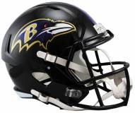 Baltimore Ravens Riddell Speed Replica Football Helmet
