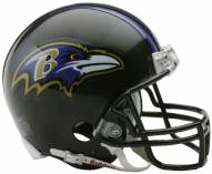 Baltimore Ravens Riddell VSR4 Mini Football Helmet