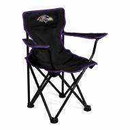 Baltimore Ravens Toddler Folding Chair