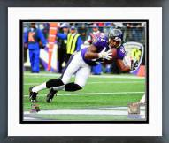 Baltimore Ravens Torrey Smith 2014 Action Framed Photo