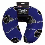 Baltimore Ravens Travel Neck Pillow