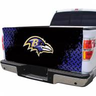 Baltimore Ravens Truck Tailgate Cover