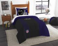 Baltimore Ravens Twin Comforter & Sham Set