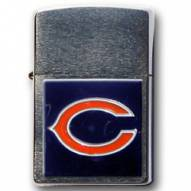Chicago Bears Large Emblem NFL Zippo Lighter