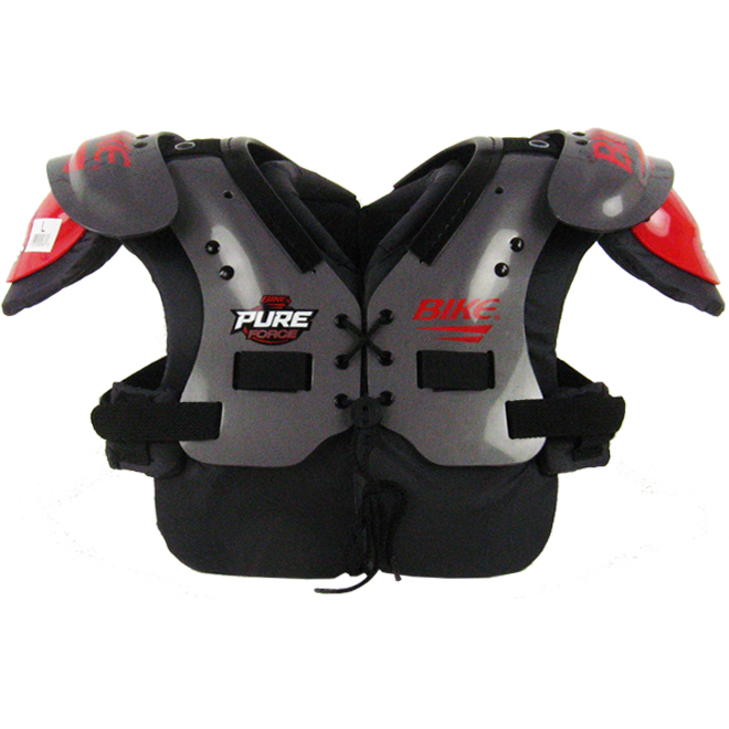 Bike Pure Force Youth Football Shoulder Pads - Multi-Position