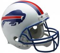 Riddell Buffalo Bills 1976-83 Authentic Throwback NFL Football Helmet - Full Size