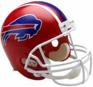 Riddell Buffalo Bills 1987-01 Deluxe Replica Throwback NFL Football Helmet
