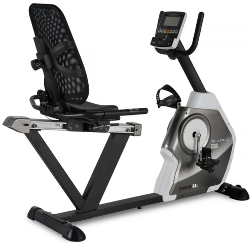 Bladez Fitness Synapse SR3i Recumbent Exercise Bike