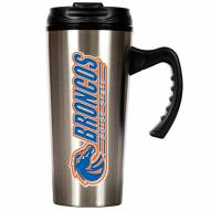 Boise State Broncos 16 oz. Stainless Steel Travel Mug