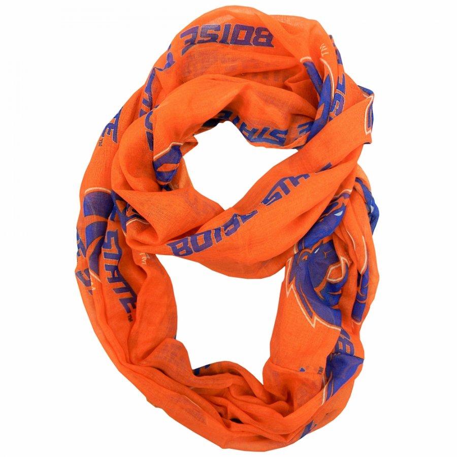 Boise State Broncos Alternate Sheer Infinity Scarf