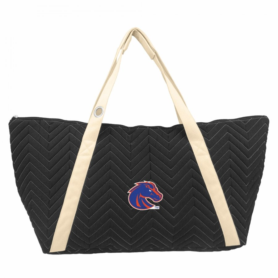 Boise State Broncos Chevron Stitch Weekender Bag