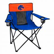 Boise State Broncos Elite Tailgating Chair