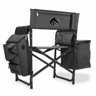 Boise State Broncos Gray/Black Fusion Folding Chair