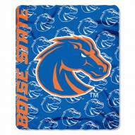 Boise State Broncos Mark Fleece Blanket