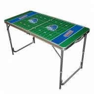 Boise State Broncos Outdoor Folding Table