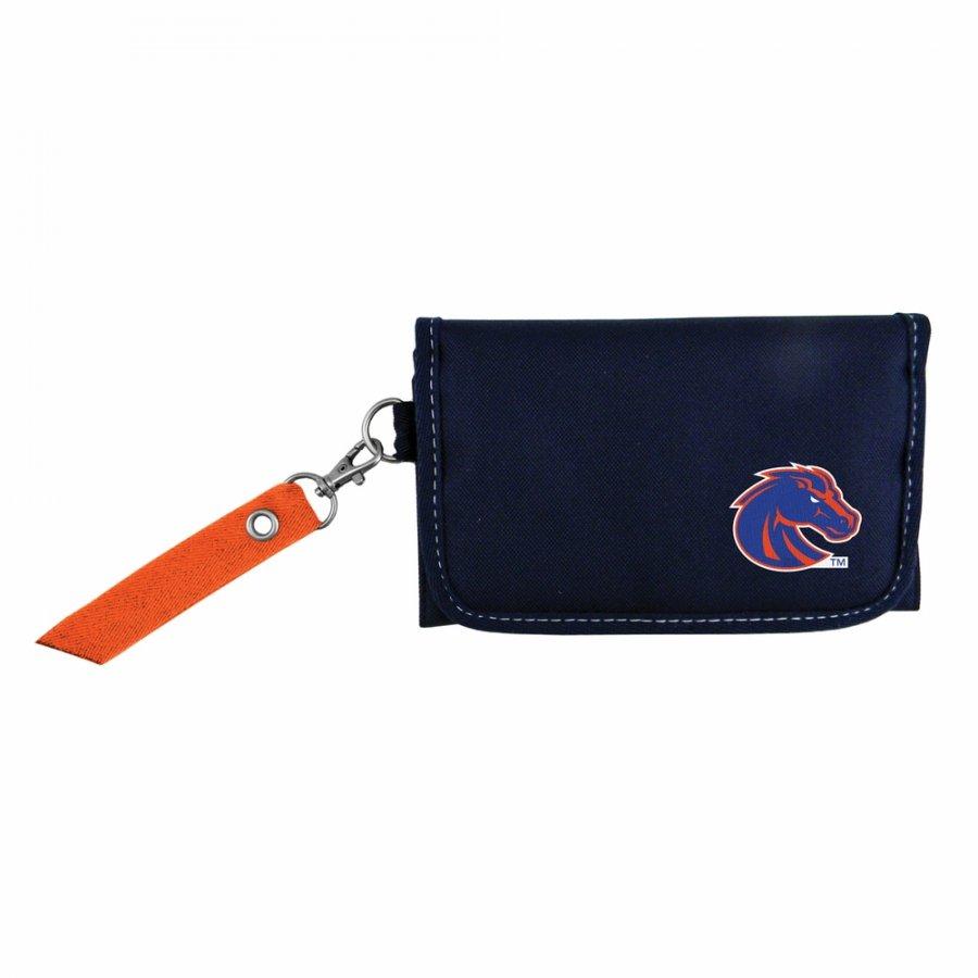 Boise State Broncos Ribbon Organizer Wallet