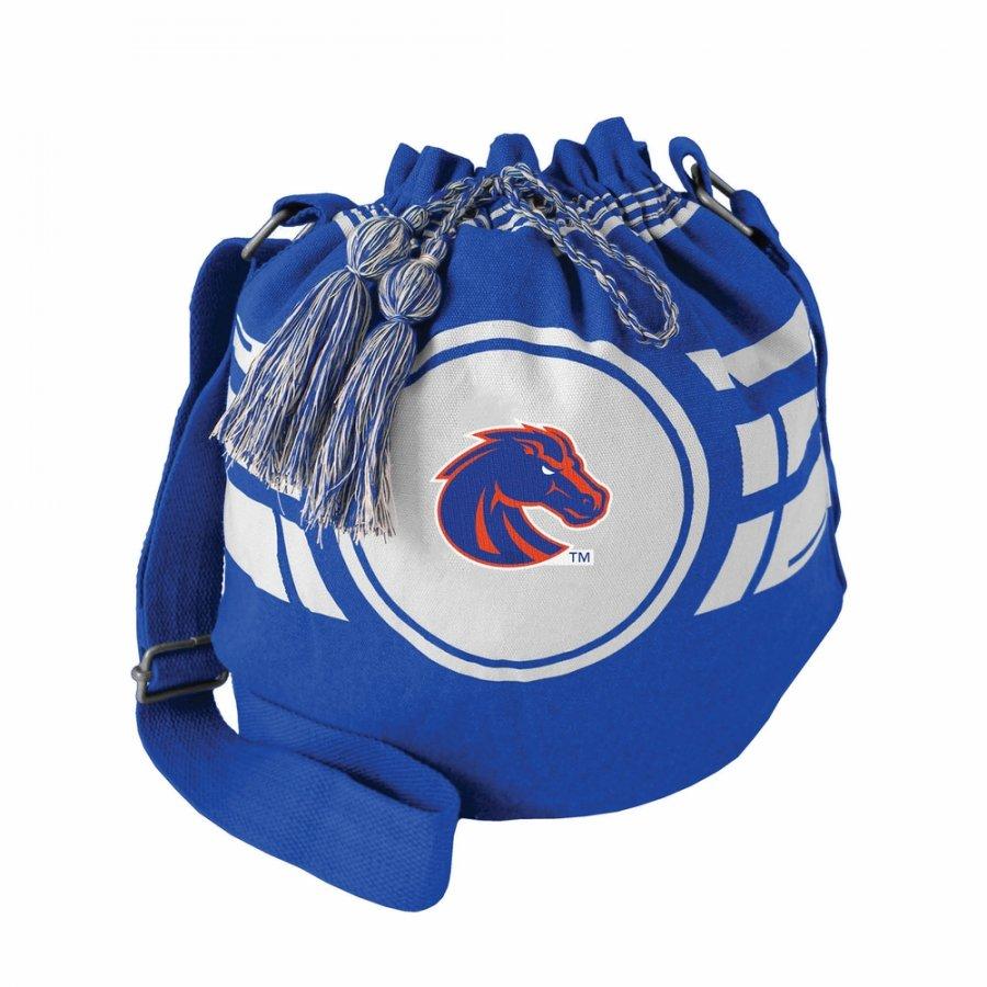Boise State Broncos Ripple Drawstring Bucket Bag