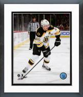 Boston Bruins David Krejci 2014-15 Action Framed Photo