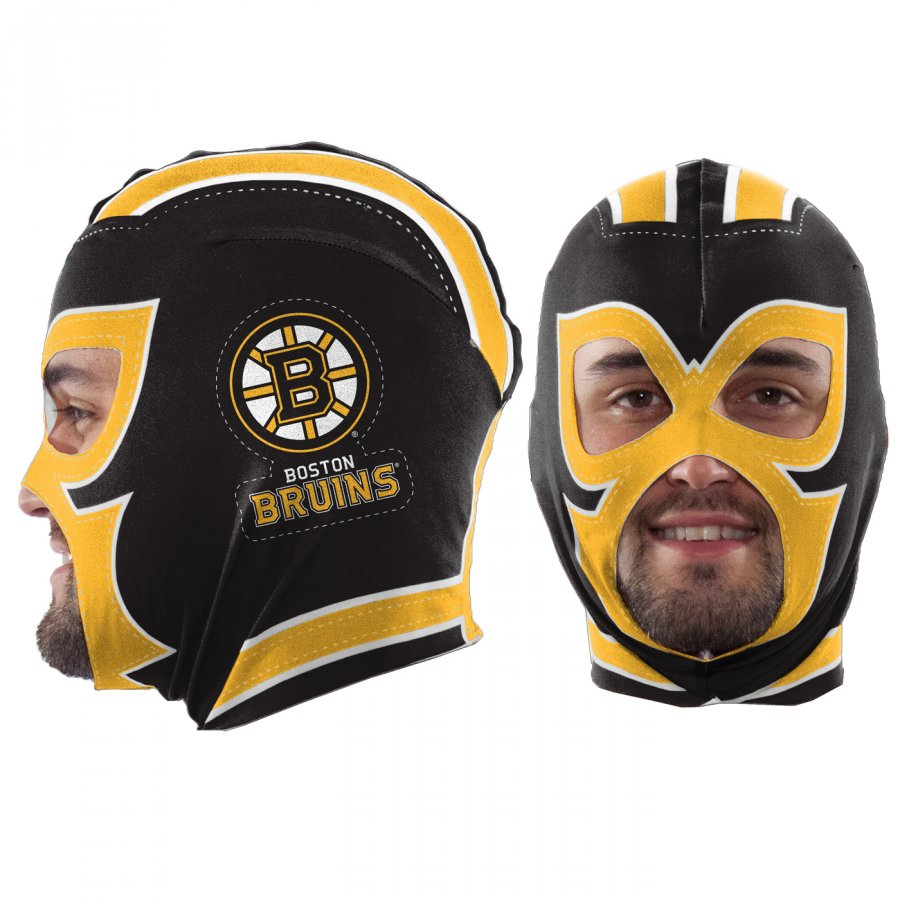 Boston Bruins Fan Mask
