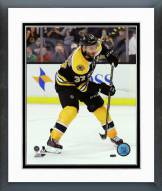 Boston Bruins Patrice Bergeron 2014-15 Action Framed Photo