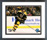Boston Bruins Zdeno Chara 2014-15 Action Framed Photo
