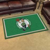 Boston Celtics 4' x 6' Area Rug