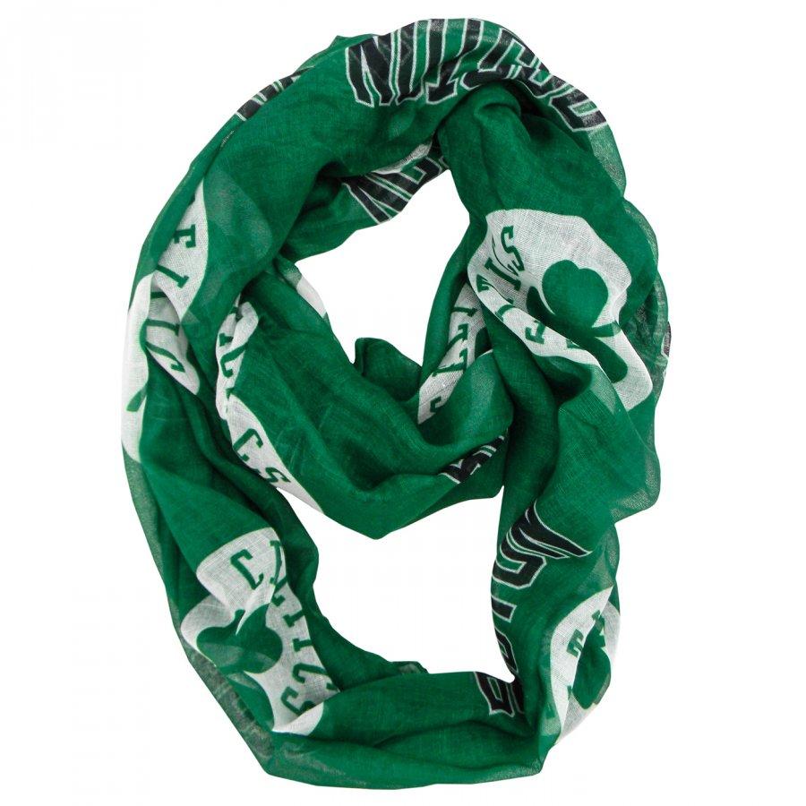 Boston Celtics Alternate Sheer Infinity Scarf